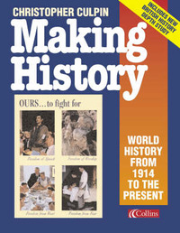 Making History: World History from 1914 to the Present Day image