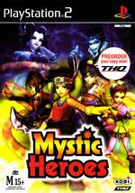 Mystic Heroes for PlayStation 2