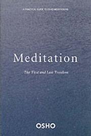 Meditation by Osho