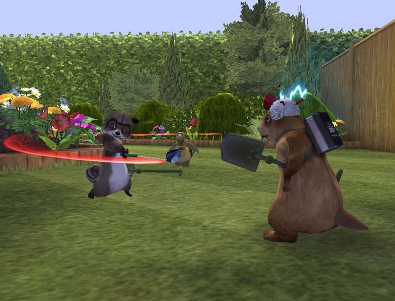 Over the Hedge for GameCube image