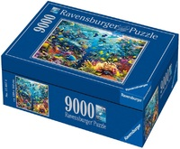 Ravensburger 9000 Piece Jigsaw Puzzle - Underwater Paradise