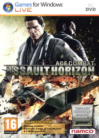 Ace Combat: Assault Horizon Enhanced Edition for PC Games
