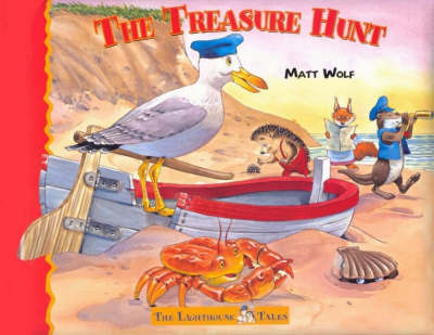 The Treasure Hunt by Anna Casalis