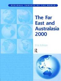 The Far East and Australasia by Rita Sloan Berndt
