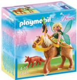 Playmobil - Forest Fairy Diana with Horse