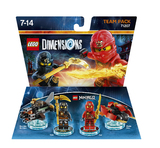 LEGO Dimensions Team Pack - Ninjago (All Formats) for