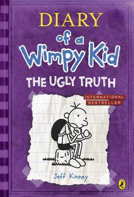 Diary of a Wimpy Kid: The Ugly Truth (Book 5) by Jeff Kinney image