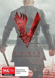 Vikings - The Complete Third Season DVD