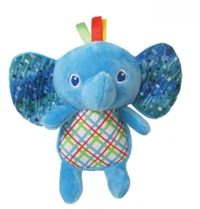 Very Hungry Caterpillar - Mini Jingler - Elephant