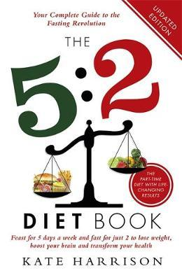 The 5:2 Diet Book by Kate Harrison