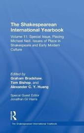 The Shakespearean International Yearbook by Graham Bradshaw