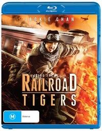 Railroad Tigers on Blu-ray