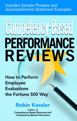 Competency-Based Performance Reviews by Robin Kessler