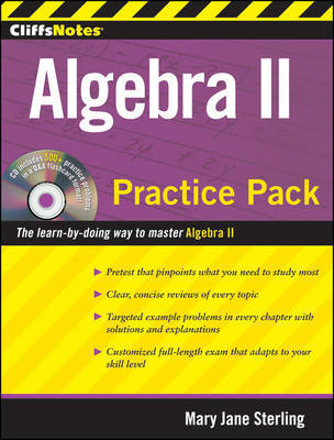 Algebra II Practice Pack by Mary Jane Sterling image