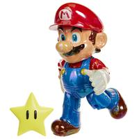 Nintendo World: Character Figure - Star Power Mario