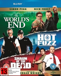 The Cornetto Trilogy on Blu-ray