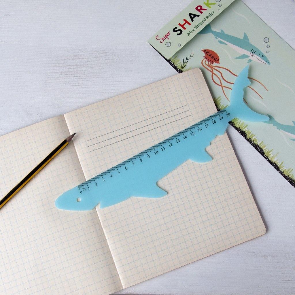 Shark Ruler image