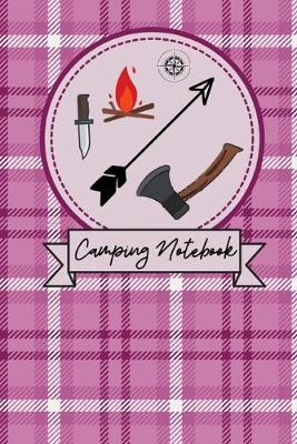 Camping notebook For Mums by Owthorne Notebooks
