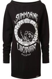 Killstar: Lucipurr Sweater Dress - XL image