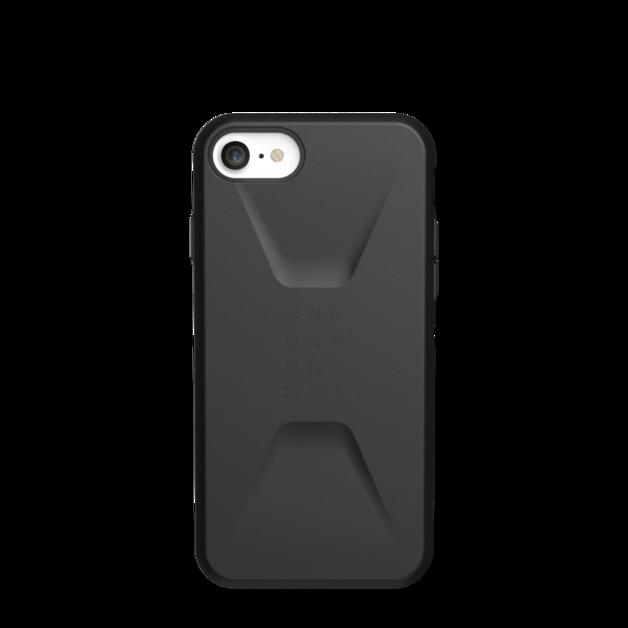 UAG: Civilian Hardcase - for iPhone SE2 (Black)