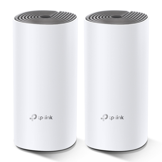 TP-Link Deco E4 AC1200 Mesh Wi-Fi System (2-Pack)