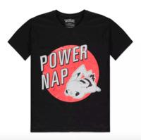 Pokemon: Pikachu Power Nap - T-Shirt (Size: L)