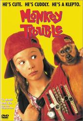 Monkey Trouble on DVD