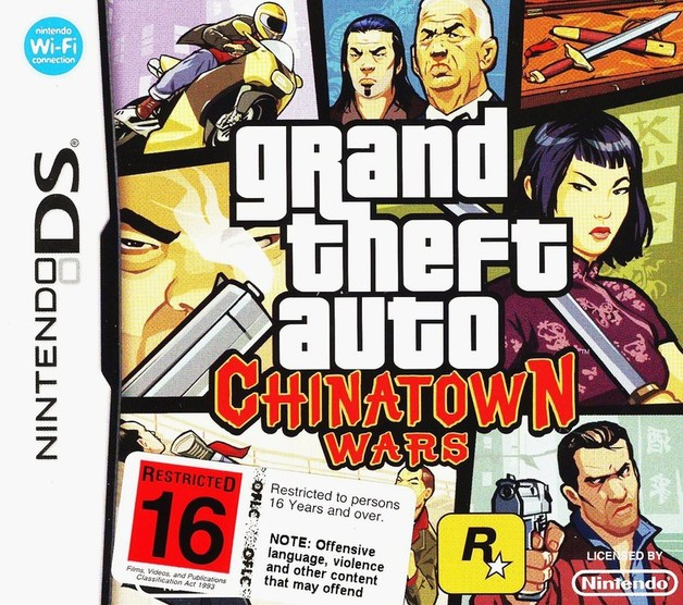 Grand Theft Auto: Chinatown Wars for DS