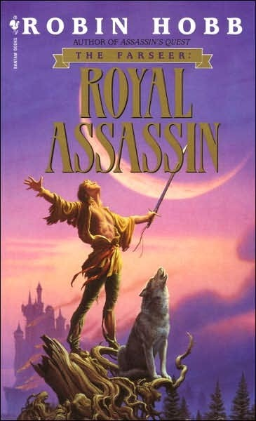 Royal Assassin The Farseer Trilogy 2 By Robin Hobb