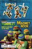 Teenage Mutant Ninja Turtles Magnet Book (Teenage Mutant Ninja Turtles) by Golden Books