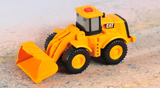 CAT Tough Tracks: Flash Rides - Wheel Loader