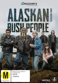 Alaskan Bush People Season 1 on DVD