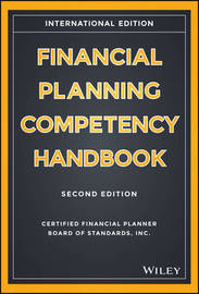 Financial Planning Competency Handbook by CFP Board