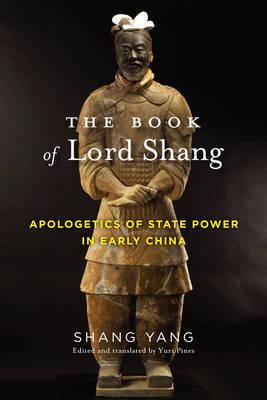 The Book of Lord Shang by Yang Shang