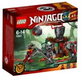 LEGO Ninjago - The Vermillion Attack (70621)