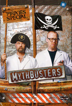 Mythbusters - Pirates Special on DVD
