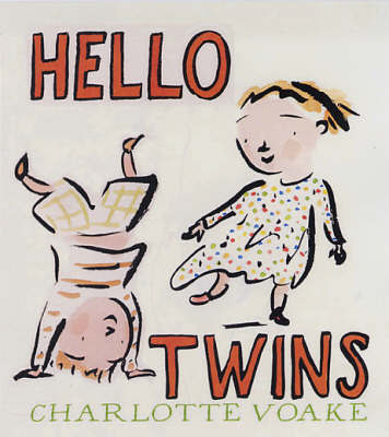 Hello Twins by Charlotte Voake image