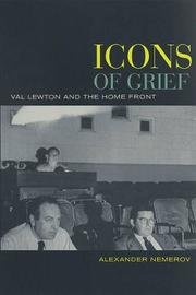 Icons of Grief by Alexander Nemerov image