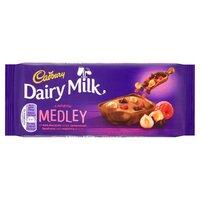 Cadbury Medley Hazelnut & Raspberry (93g)