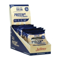 Justine's Protein Brownies - Double Choc Dream (12 x 80g)