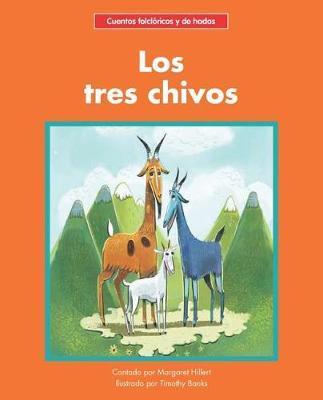 Los Tres Chivos by Margaret Hillert image