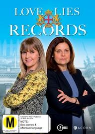 Love Lies & Records on DVD