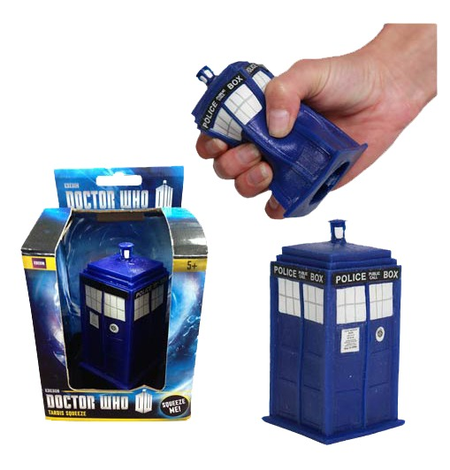 Doctor Who: Stress Toy - TARDIS