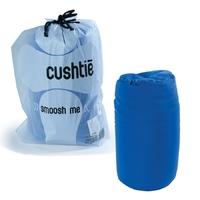 Original Cushtie - Travel Pillow (Blue)