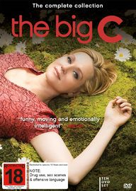 The Big C Complete Collection on DVD