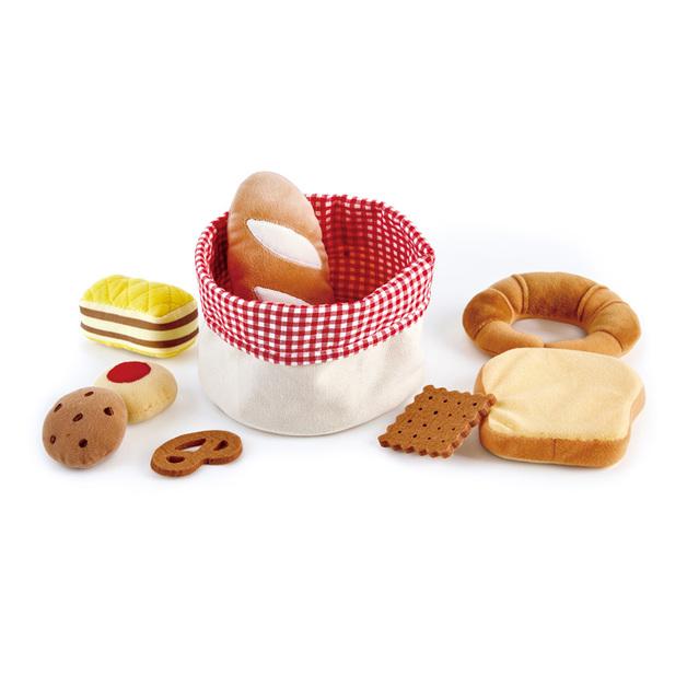 Hape: Toddler Bread Basket - Roleplay Set