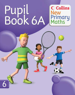 Pupil Book 6A image