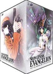 Neon Genesis Evangelion - Platinum Vol 1 & Collector's Box on DVD