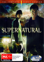 Supernatural - Complete Season 1 (6 Disc Box Set) on DVD