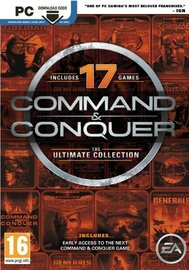 Command and Conquer: The Ultimate Collection for PC